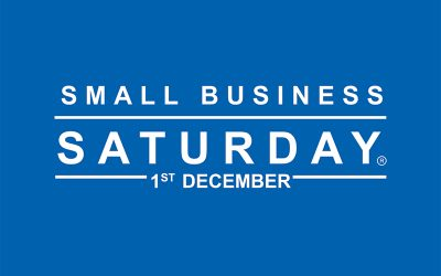 Red Desk – Supporters of Small Businesses this Small Business Saturday