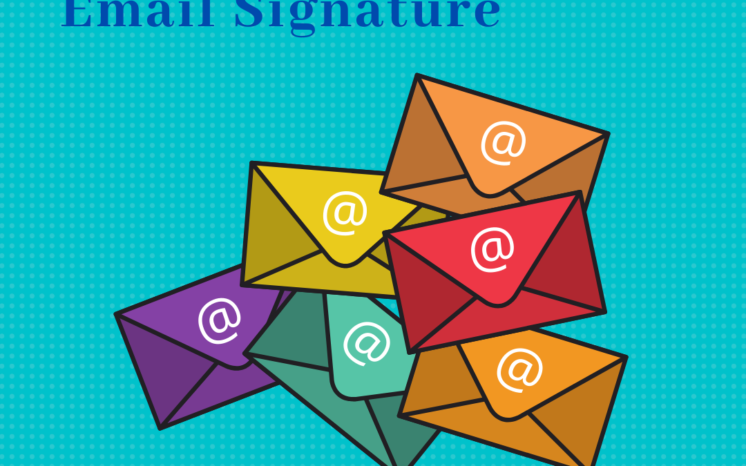 The Potential of your Email Signature