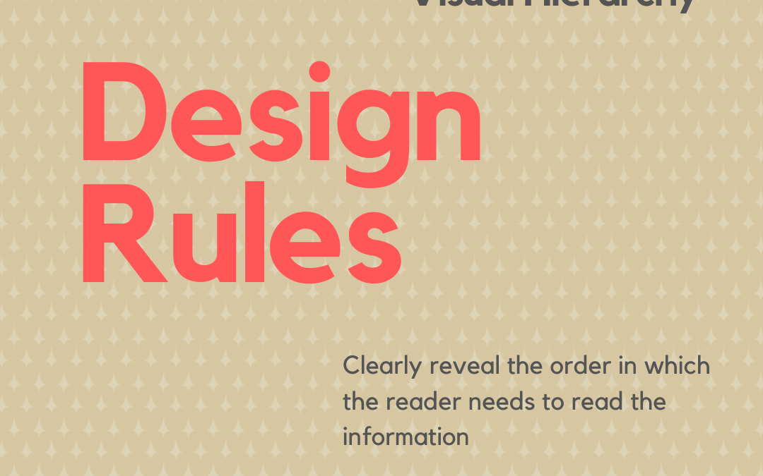 Graphic Design Rules For Your Social Media