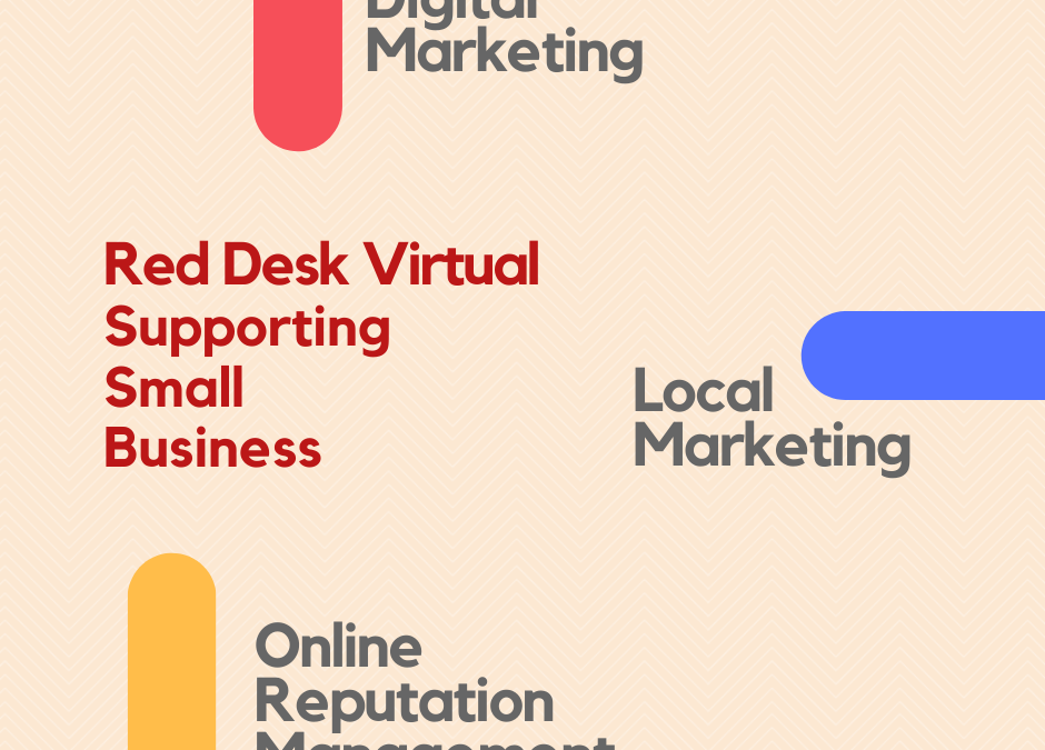3 Essential Services from Red Desk Virtual